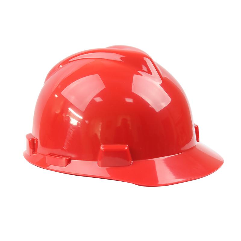 固安捷1512标准V型ABS安全帽红