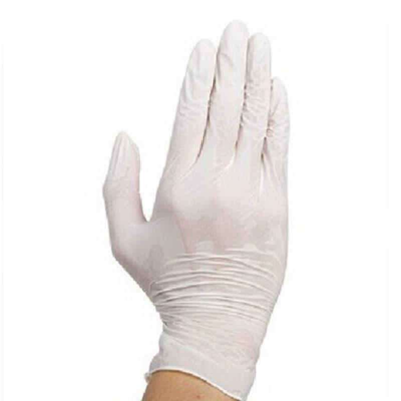 金佰利-G3白色丁腈手套12寸-HC61011-S号