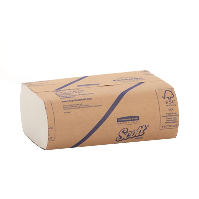 金佰利 37490 SCOTT折叠式擦手纸