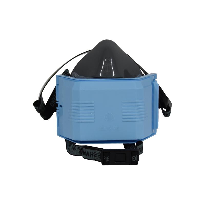 地球3100A硅胶防尘半面罩