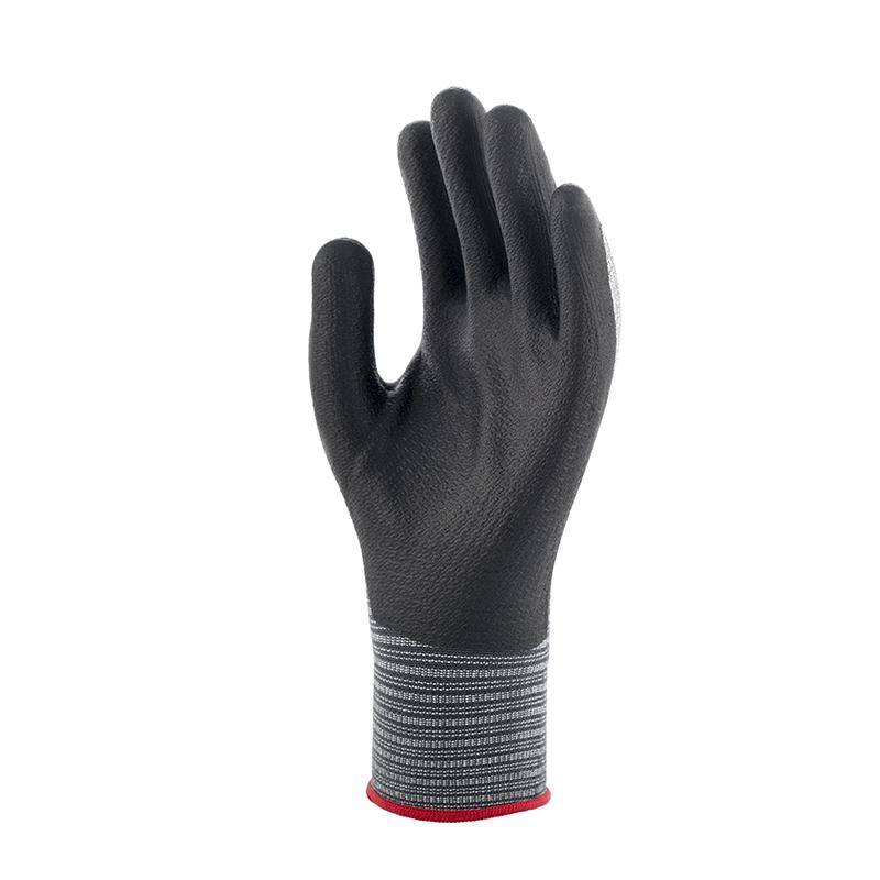 SHOWA尚和381专利S级压纹微发泡丁腈涂层手套
